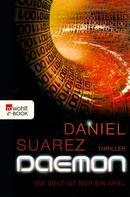 Daniel Suarez: DAEMON ★★★★★