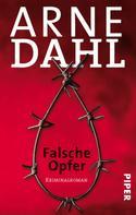 Arne Dahl: Falsche Opfer ★★★★