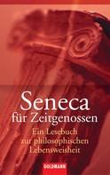 Josef M. Werle: Seneca für Zeitgenossen