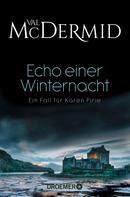 Val McDermid: Echo einer Winternacht ★★★★