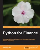 Yuxing Yan: Python for Finance