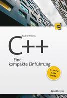 André Willms: C++: Eine kompakte Einführung ★★★★