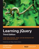 Jonathan Chaffer: Learning jQuery