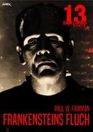 Paul W. Fairman: 13 SHADOWS, Band 4: FRANKENSTEINS FLUCH