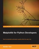Sandro Tosi: Matplotlib for Python Developers ★★★★