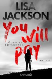 You will pay - Tödliche Botschaft - Thriller