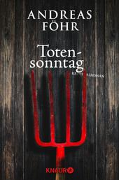 Totensonntag - Kriminalroman