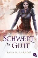 Sara B. Larson: Schwert und Glut ★★★★★