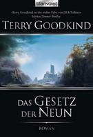 Terry Goodkind: Das Gesetz der Neun ★★★★★