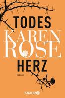 Karen Rose: Todesherz ★★★★★