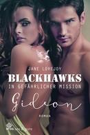 Jane Lovejoy: Blackhawks – In gefährlicher Mission: Gideon ★★