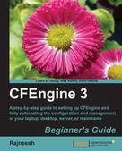 Rajneesh: CFEngine 3 Beginner's Guide