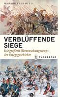 Hans-Dieter Otto: Verblüffende Siege ★★★