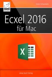 Excel 2016 für Mac