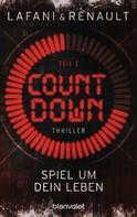 Florian Lafani: Countdown - Spiel um dein Leben 2 ★★★★