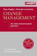 Klaus Doppler: Change Management ★★★★★