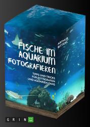 Fische im Aquarium fotografieren. Tipps und Tricks für Fotografen und Aquarien-Fans