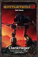 Robert Thurston: BattleTech Legenden 13 - Jadephönix 1 ★★★★