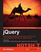 Dan Wellman: jQuery Hotshot