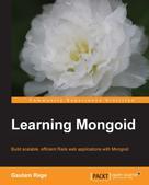 Gautam Rege: Learning Mongoid