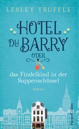 Hotel du Barry oder das Findelkind in der Suppenschüssel - Roman