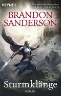 Brandon Sanderson: Sturmklänge ★★★★