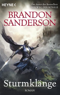 Brandon Sanderson: Sturmklänge ★★★★★