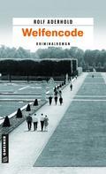 Rolf Aderhold: Welfencode ★★★