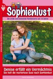 Sophienlust 2 - Familienroman - Denise erfüllt ein Vermächtnis