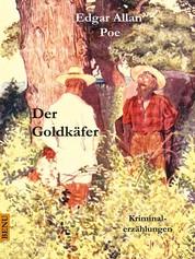 Der Goldkäfer - Erzählungen
