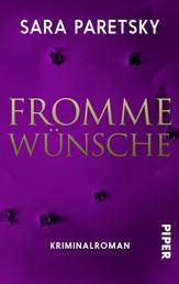 Fromme Wünsche - Kriminalroman