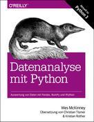 Wes McKinney: Datenanalyse mit Python ★★★★★
