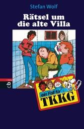 TKKG - Das Rätsel um die alte Villa - Band 7