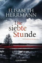 Die siebte Stunde - Joachim Vernau 2 - Kriminalroman