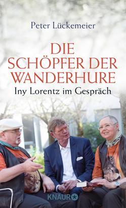 Die Schöpfer der Wanderhure von Peter Lückemeier, Cover mit freundlicher Genehmigung von Knaur, gelesen über skore.de