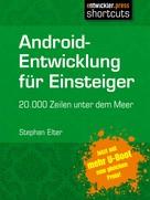 Stephan Elter: Android-Entwicklung für Einsteiger - 20.000 Zeilen unter dem Meer ★★★★