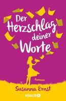 Susanna Ernst: Der Herzschlag deiner Worte ★★★★★