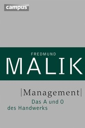 Management - Das A und O des Handwerks
