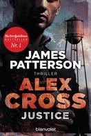 James Patterson: Justice - Alex Cross 22 ★★★★