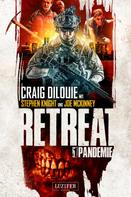 Craig DiLouie: Retreat 1: Pandemie ★★★★