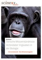 Ansgar Kretschmer: Tierische Missverständnisse