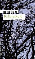 Pierre Emme: Killerspiele ★★★★