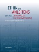 Ulrich Meier: Ethik des Anleitens