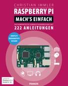 Christian Immler: Raspberry Pi: Mach's einfach ★★★★★