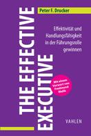 Peter F. Drucker: The Effective Executive ★★★★