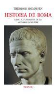 Theodor Mommsen: Historia de Roma. Libro V