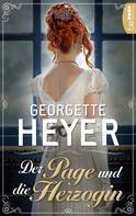 Georgette Heyer: Der Page und die Herzogin ★★★★