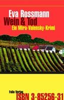 Eva Rossmann: Wein und Tod ★★★★