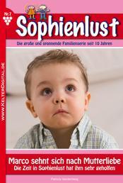 Sophienlust 7 - Familienroman - Marco sehnt sich nach Mutterliebe