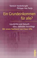 Yannick Vanderborght: Ein Grundeinkommen für alle? ★★★★